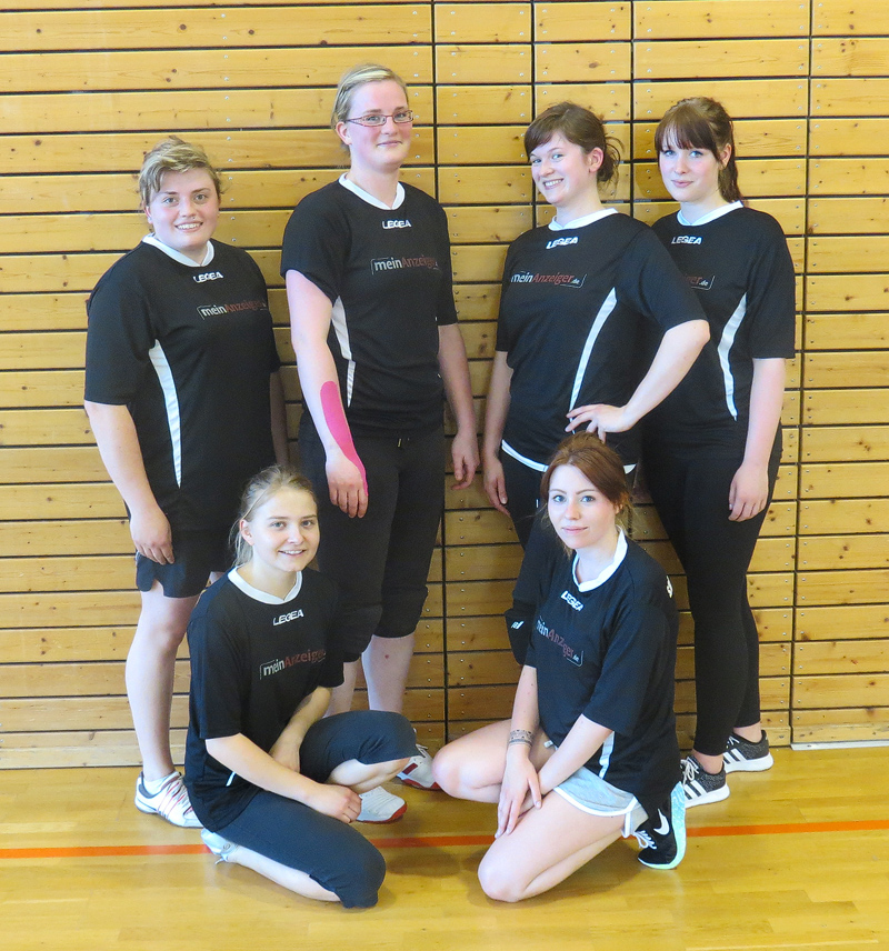 Kreisjugendspiele Volleyball 2015